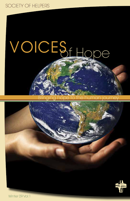Bringing Hope to the Human Journey VoH 1