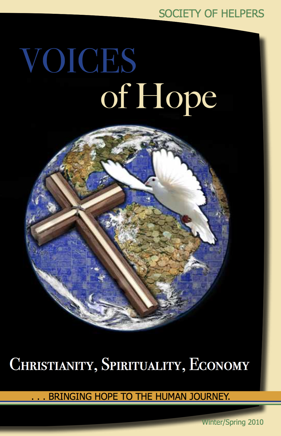 Christianity, Spirituality, Economy VoH 3