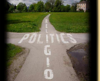 The Intersection of Politics and Religion VoH 17
